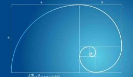 golden rectangle spiral ratio