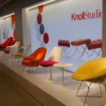Knoll lineup with new fabric options at Neocon 2011