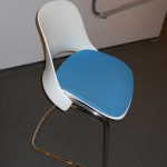 IZZY Trea Seating at Neocon 2011
