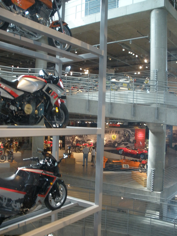Barber Motorcycle Museum