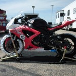 Design-Engine New Logo and Vinyl Graphics GSXR 600