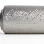 Designer Creates Eco-Friendly Minimalistic Coca Cola Can