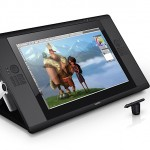 Wacom Outs the Cintiq 24HD Touch, Adds Multi-Touch Controls
