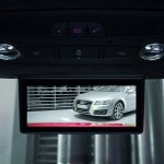Audi's Digital Rear - View Mirror Moves From Racetrack to R8 e - tron Production Vehicle