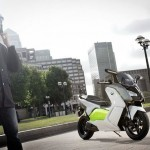 BMW Unveils the C Evolution Electric Scooter