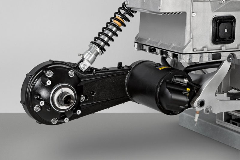 Electric Scooter Engine