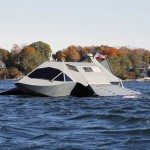 Prototype GHOST military watercraft claims a world's first