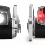 EcoXPower features a white LED front headlight and a red 2 x LED taillight