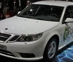 An electric version of Saab 9-3.