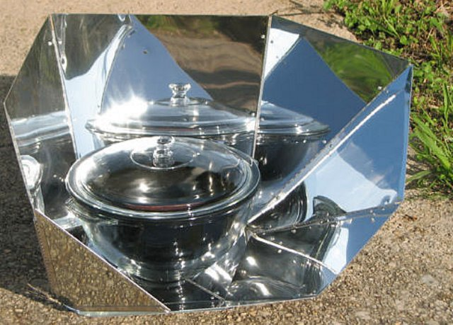Design For Humanity Part Two The Solar Oven And The Water