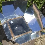 Global Sun Oven's box cooker