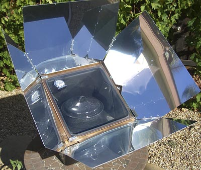 how to build a solar oven youtube