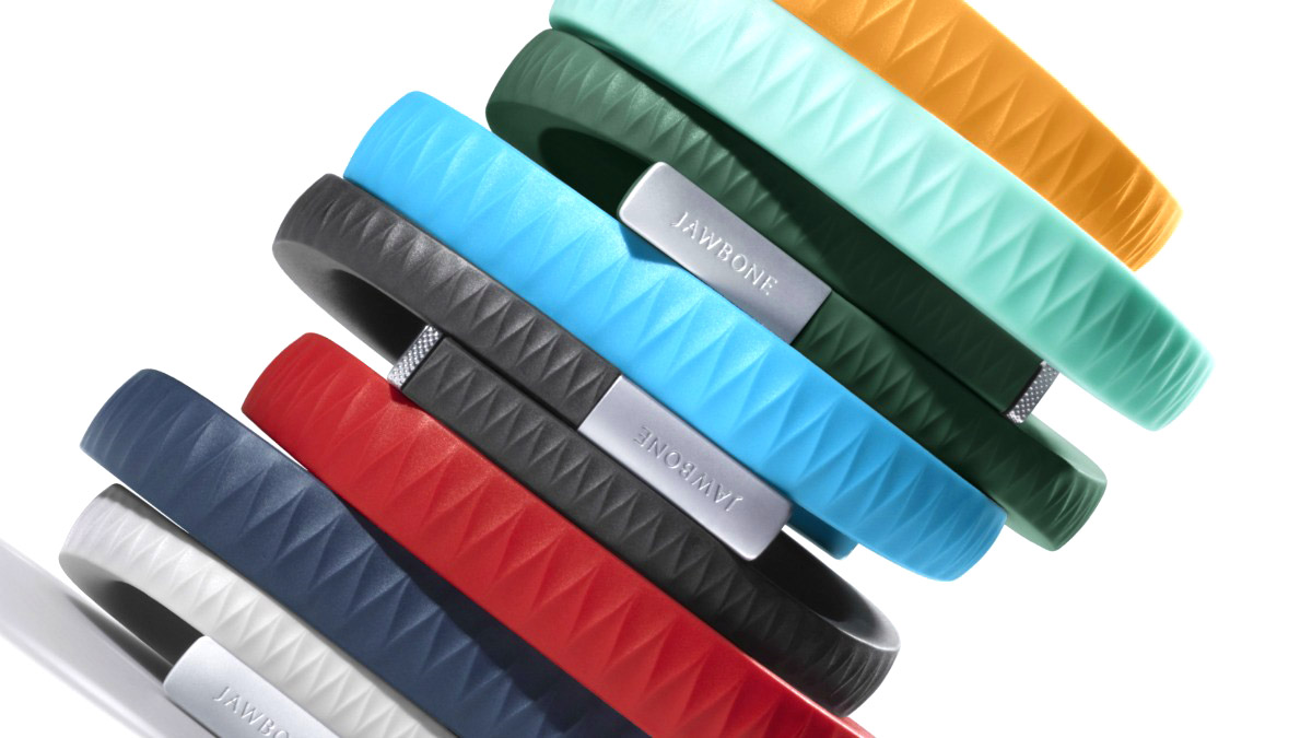 Get In Shape Eith The Jawbone UP Design Engine
