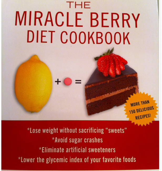 The Miracle Berry Diet CookbookDesign-Engine Publication