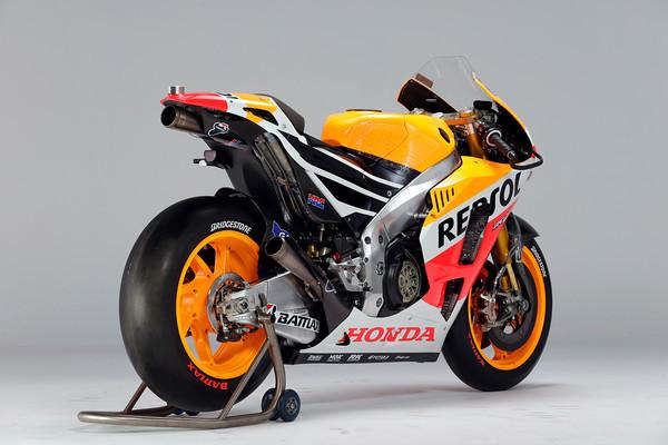 Repsol Honda Team Releases 2013 RC213V MotoGP Racing Bike