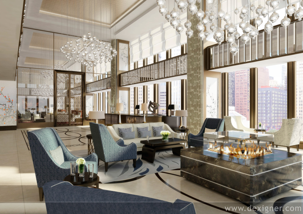 the langham hotel opening summer 2013 in chicago design