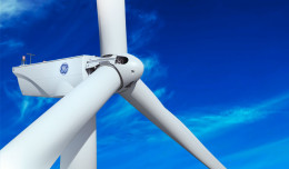 GE 2.5 - 120 Wind turbine