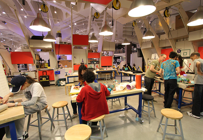 Makerspaces The Future Of Education Design Engine