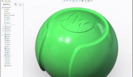 JW dog ball
